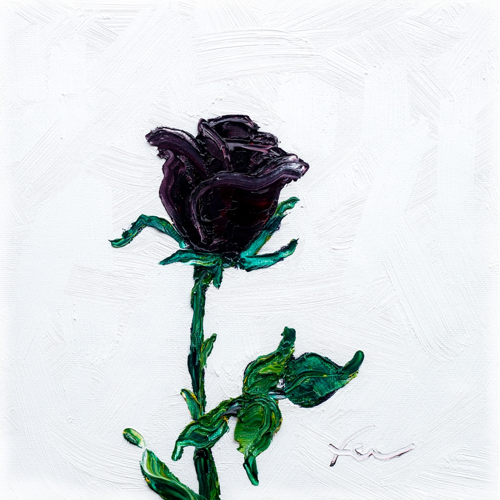 Black Rose Art